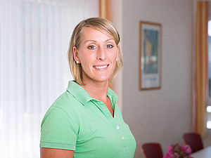 Physiotherapeutin Carolin Jung